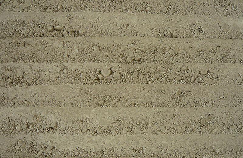 现代单色肌理夯土墙HT-D1A03