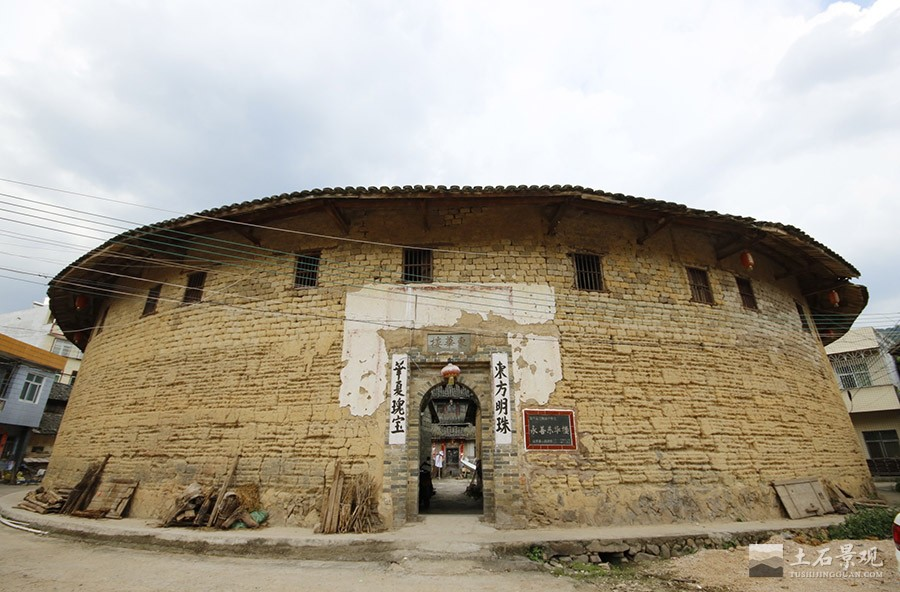 古代夯土墙