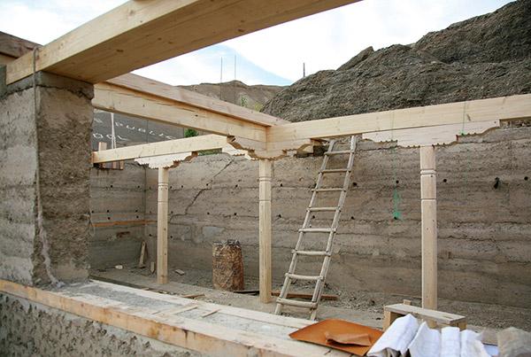 夯土墙工艺流程介绍