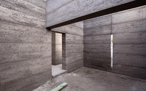 夯土墙: 最有前景的节能环保建材