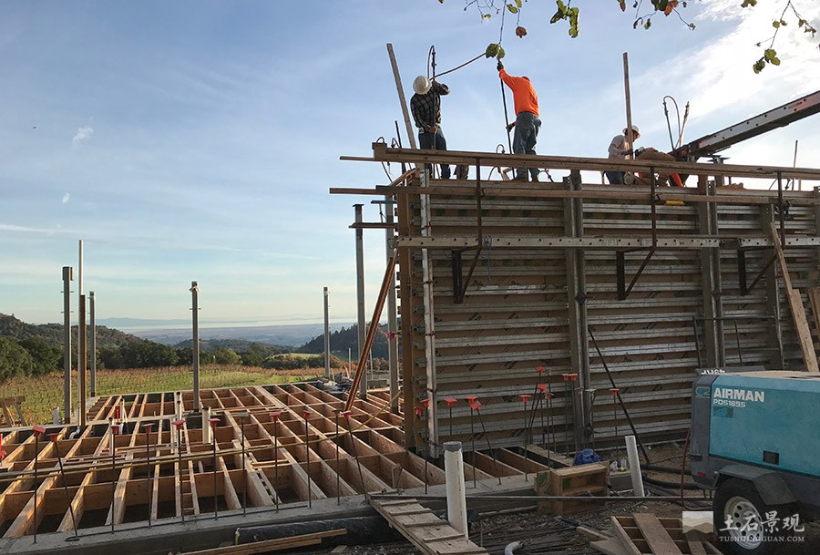 抗震夯土房建造技术