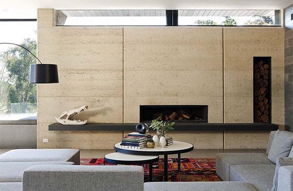 现代新型夯土墙的特点有哪些?