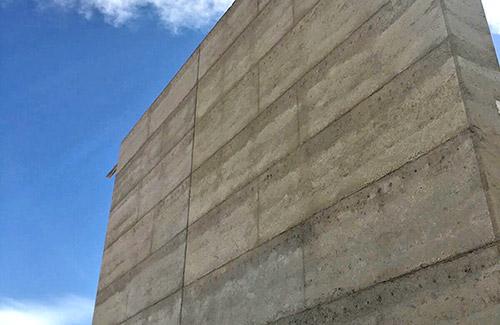 现代夯土墙的强度为什么这么高?
